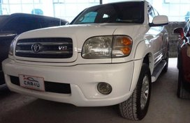 Toyota Sequoia 2002 P568,000 for sale