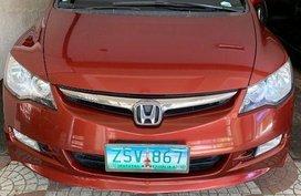 2008 Honda Civic 1.8S for sale