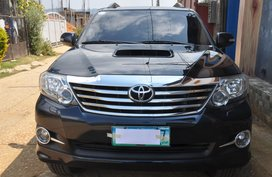 2013 Fortuner 2.5G Turbo Manual for sale