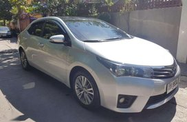2015 July Toyota Corolla Altis for sale