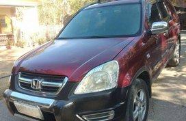 Honda CRV 2002 for sale