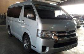 2015 Toyota Hiace GRANDIA GL Manual 2.5 Diesel
