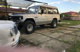 Mitsubishi Pajero 1989 for sale