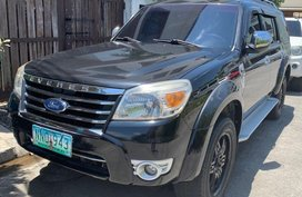 Ford Everest 2009 AT for sale