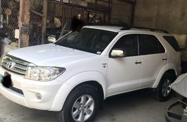 2010 Toyota Fortuner 2.5G for sale