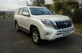 2015 Toyota Land Cruiser Prado for sale