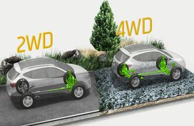 Reveal myths behind 2WD and 4WD