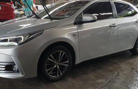 2017 Toyota Corolla Altis 1.6G for sale