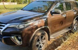 2018 Toyota Fortuner 2.4G for sale