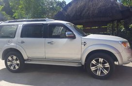 2013 Ford Everest for sale