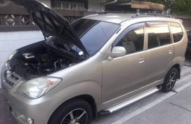 Toyota Avanza 2008 for sale