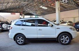 2nd Hand White 2010 Hyundai Santa Fe for sale
