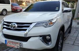 2017 Toyota Fortuner 2.4G for sale