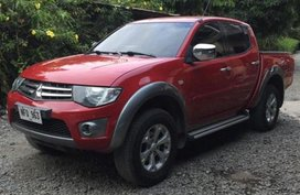 Mitsubishi Strada gls 4x4 2010 for sale
