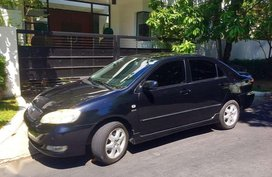 2007 TOYOTA COROLLA ALTIS for sale