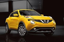 Brand new Nissan Juke 1.6 CVT for sale