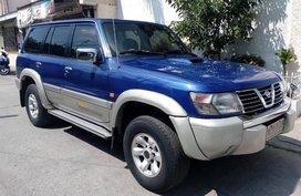 2001 Nissan Patrol 3.0 for sale