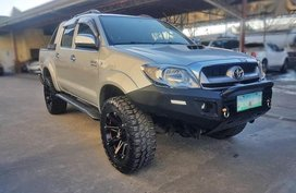 2007 Toyota Hilux 3.0 4x4 MT for sale