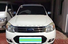 Ford Everest MT 2014 for sale