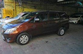 2014 Toyota Innova E for sale