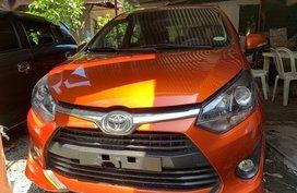 2017 Toyota Wigo 1.0 G for sale