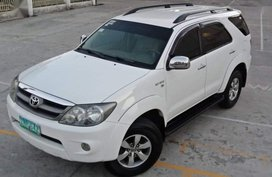 Toyota Fortuner 2008 G for sale