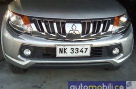 2016 Mitsubishi Strada for sale