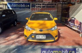 2015 Toyota Vios E Gas MT for sale