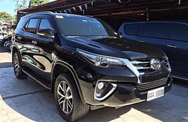 2017 Toyota Fortuner V for sale