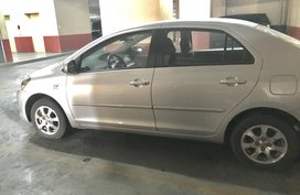 Selling 2nd Hand Toyota Vios 2011 Silver in Quezon City
