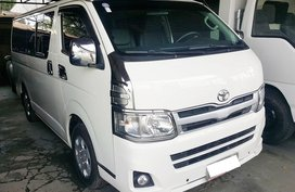 Toyota Hiace Commuter Van 2011 For Sale