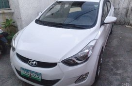 Hyundai Elantra 2012 Matic for sale