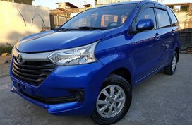 Toyota Avanza E 1.3L 2018 for sale