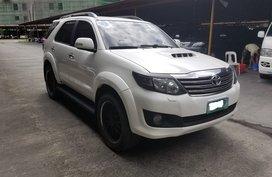 2012 Toyota Fortuner V 4x4 for sale