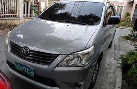 2013 Toyota Innova E 2.5 for sale