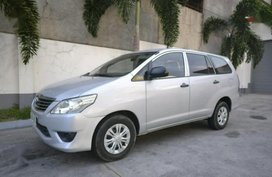 2015 Toyota Innova J MT for sale