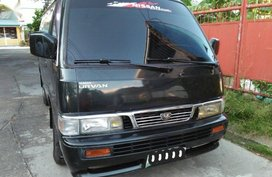 2007 Nissan Urvan for sale
