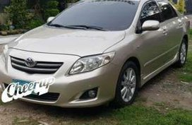 Toyota Altis 1.8V 2008 Model for sale