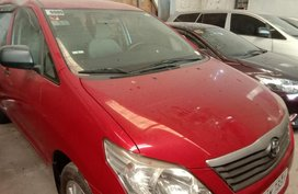 2014 Toyota Innova 2.0 for sale