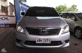 2015 Toyota Innova J for sale
