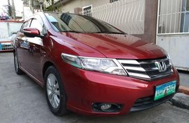 2012 Honda City 1.5E for sale