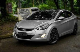 2013 Hyundai Elantra 1.6 MT for sale