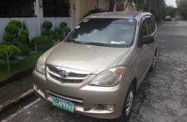 2009 Toyota Avanza J for sale