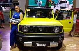 Suzuki Jimny price in the Philippines - 2019
