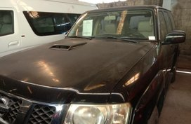 2008 Nissan Patrol Super Safari for sale