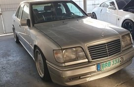 Well kept Mercedes-Benz W124 for sale