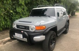 2019 Toyota FJ Cruiser 4x4 AT