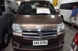 2014 Suzuki Apv Gasoline for sale