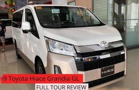 Toyota HIACE 2019 new for sale