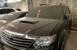 2015 Toyota Fortuner V 4x2 2.5 AT for sale